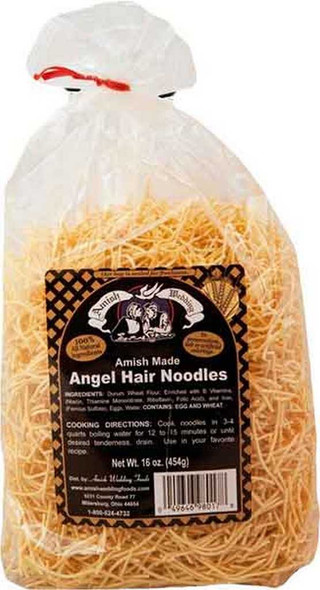 Amish Angel Hair Noodles Noodles The Nut House
