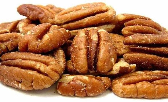 Mesquite Spiced Pecans 8 oz Naked Nuts The Nut House