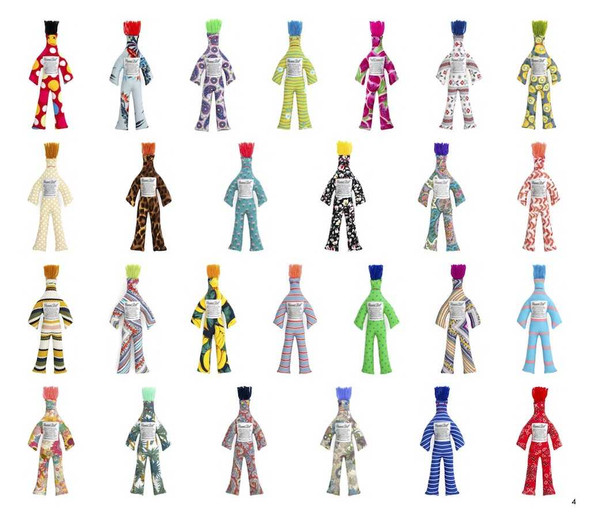 Classic Dammit Doll Novelty Toys The Nut House