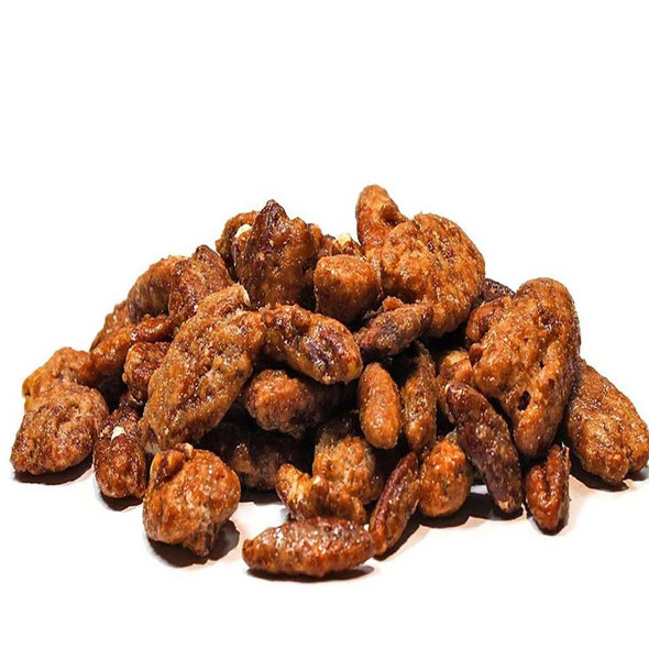 Honey Roasted Pecans 8 oz Covered Nuts The Nut House