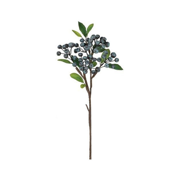 "This is a batch of berries you need to have in your toolbox. With a multitude of uses, this array of branches is gathered and joined into a bundle, ripe for the picking for your next creative project. Dimensions:	5""L x4.5""W x18""H Weight:	1.80oz"