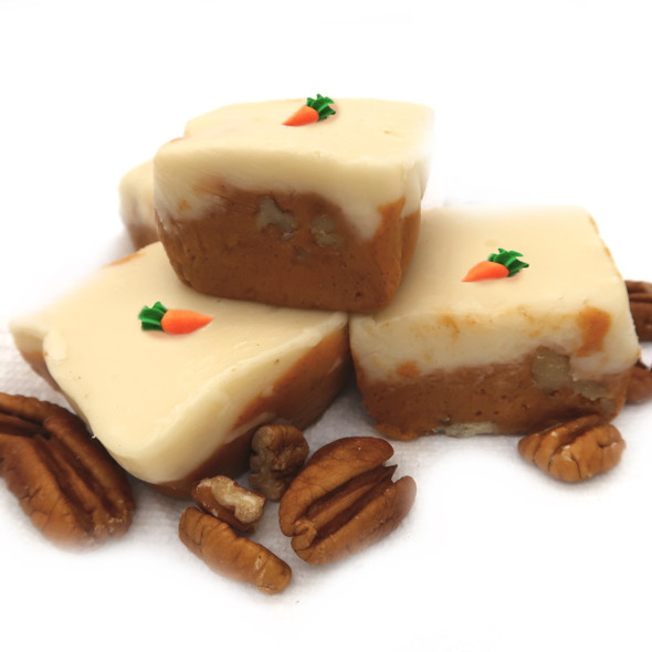 Carrot Cake Fudge - 1 lb.