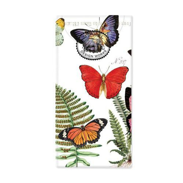 <p>Michel Designs Pocket Tissues</p>