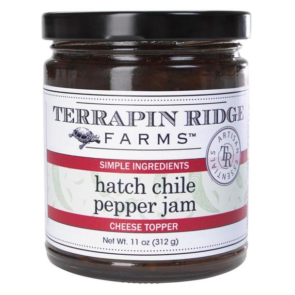 Jalapeno Hatch Chile Jam by Terrapin Ridge