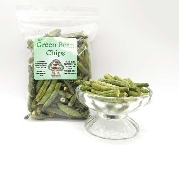 Fried Green Beans 3 oz