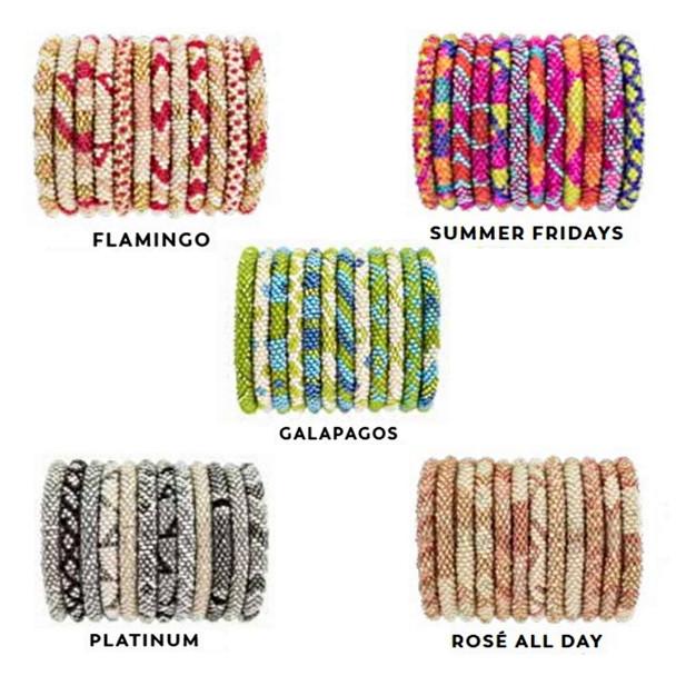 Aid Through Trade Roll On Bracelet Handmade Fair Trade Jewelry Made In Nepal