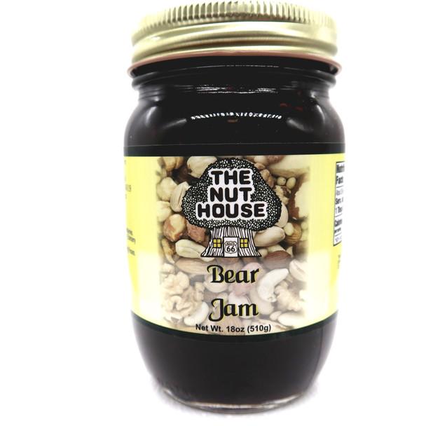 Nut House Bear Jam 18 oz