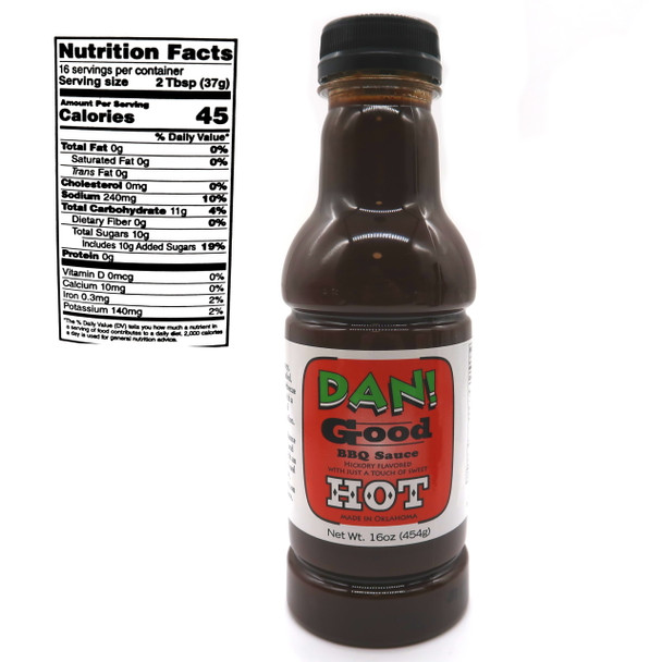 A tangy full-bodied spiced barbecue sauce with a hint of sophistication, perfect balance of sweet and savory ith a little kick of heat.