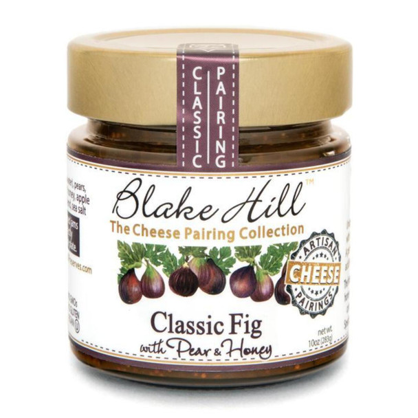Classic Fig With Pear And Honey