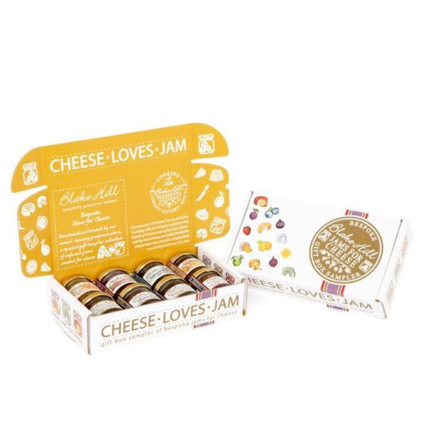 Cheese Loves Jam Sampler