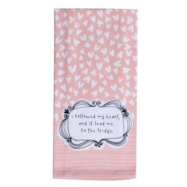 Be You Fridge Tea Towel Kitchen Towels The Nut House