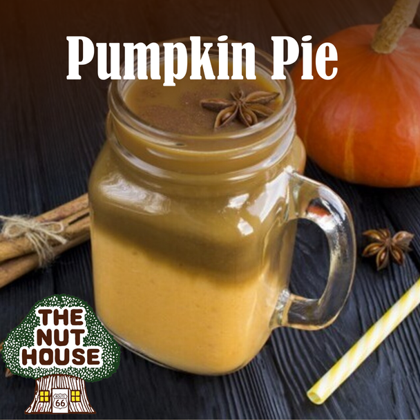 Delicious pumpkin spices flavor this favorite of fall! Make your own pumpkin spiced latte at home by adding frothed milk, or add cream and sugar for a smooth beverage with dessert.