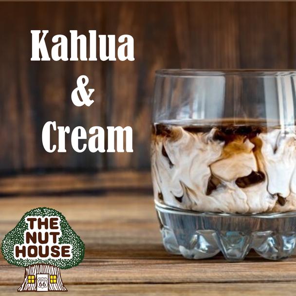 Kahlua and Cream Coffee
