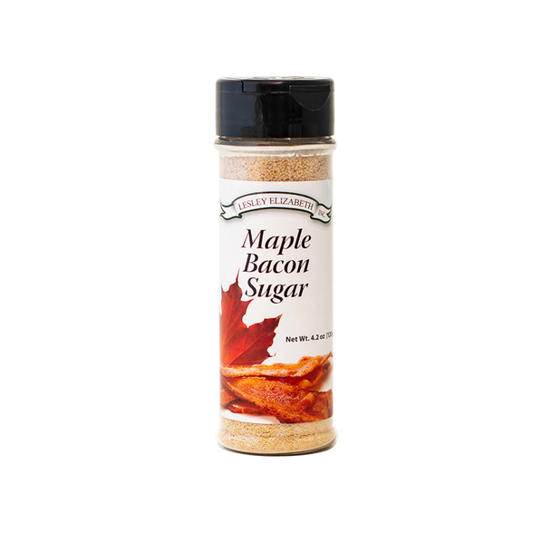 DESCRIPTION: Use this product as a base for meat rubs, BBQ sauce, baked beans or even in sweet treats. Let your imagination run wild!  INGREDIENTS: Sugar, Maple Sugar, Sea Salt, Hickory Smoke Powder (Maltodextrin, natural Hickory Smoke Flavor, Silicon Dioxide as an anticaking agent).