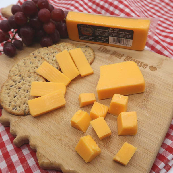 Shelf Stable Cheddar Cheese Cheese The Nut House