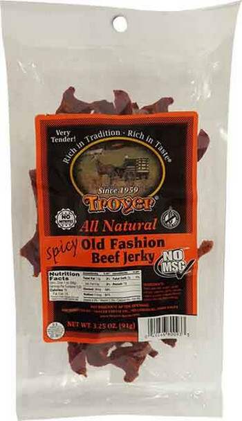 Spicy All Natural Beef Jerky