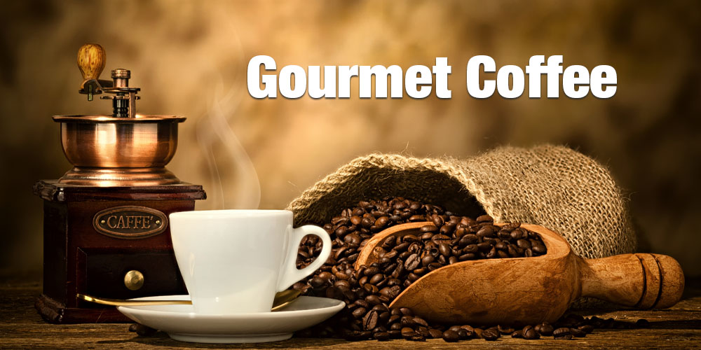 The Nut House Gourmet Coffee