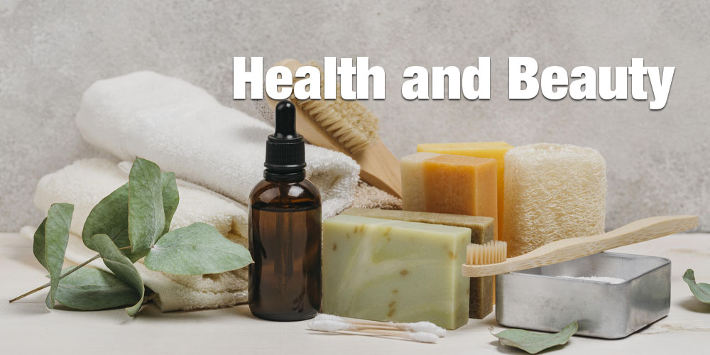 The Nut House Health and Beauty Products