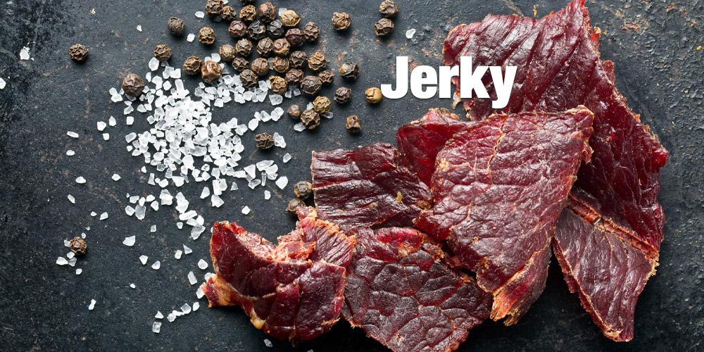 The Nut House Beef Jerky