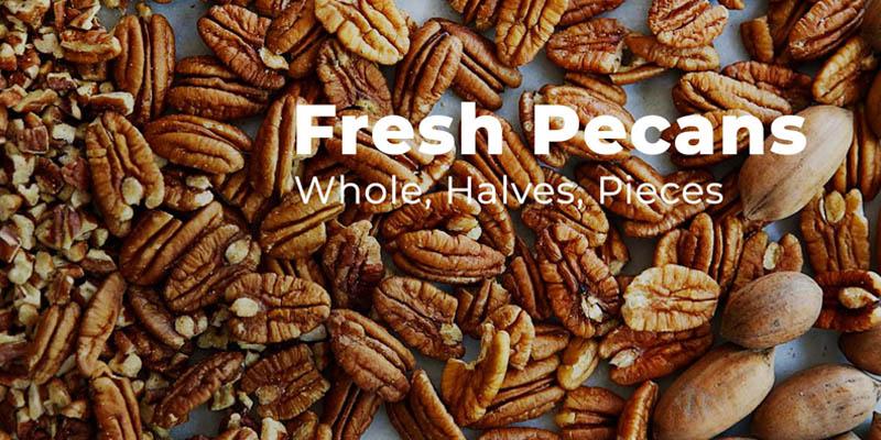 The Nut House Fresh Pecans