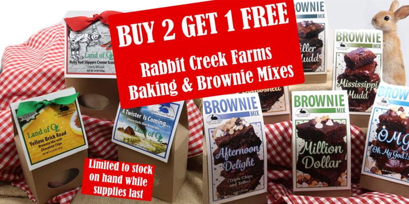 The Nut House Rabbit Creek Farms