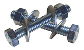 Traffic Sign Mounting Bolts and Nuts