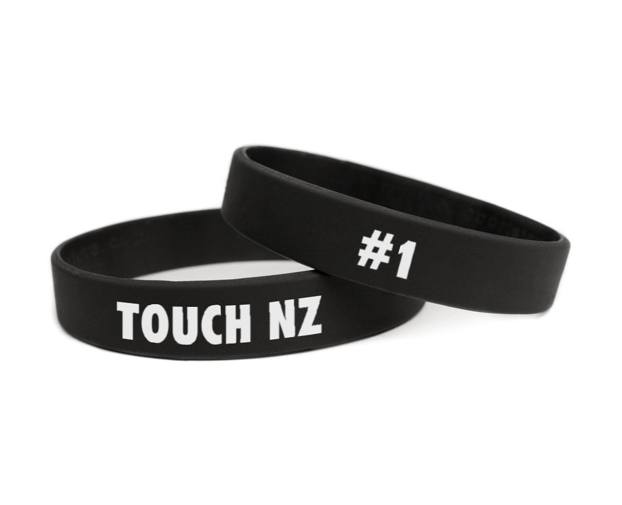 Touch NZ Numbered Wrist Bands (set of 16) - Touch NZ Store