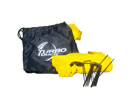 Turbo Touch Outdoor Roll - Out Lines