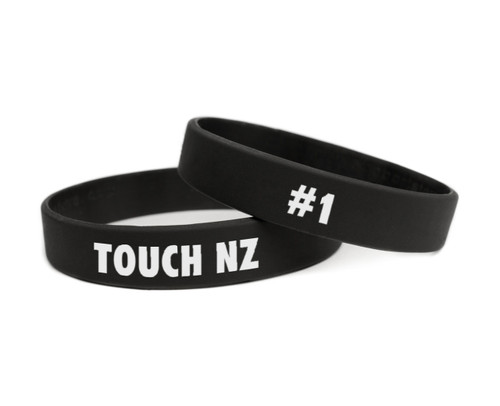 Touch NZ Numbered Wrist Bands (set of 16)