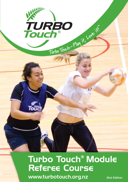 Turbo Touch Referee Rule Booklet