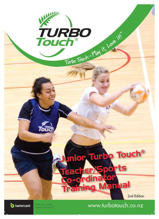 Turbo Touch Teacher Training Resource