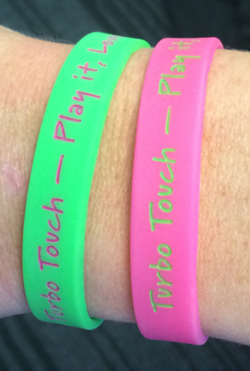 Turbo Touch Wristbands