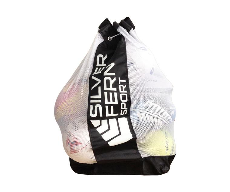 Silver Fern Deluxe Ball Bag