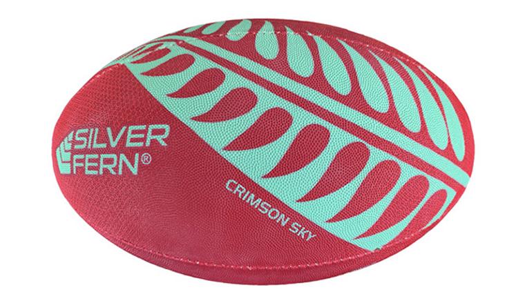 Crimson Sky Training Ball