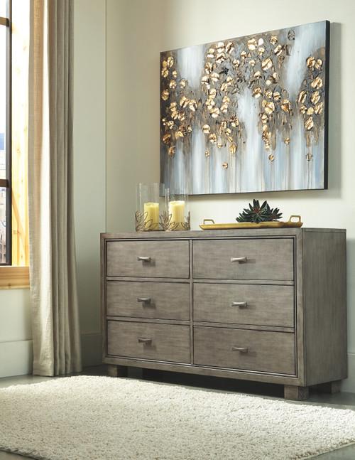 Arnett Gray Dresser