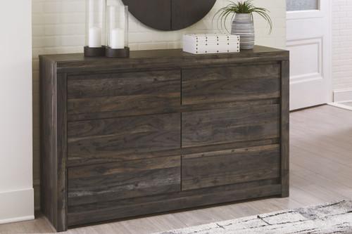Vay Bay Charcoal Dresser