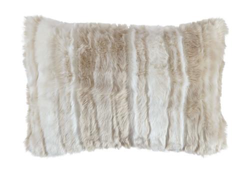 Amoret Tan/Cream Pillow  (4/CS)