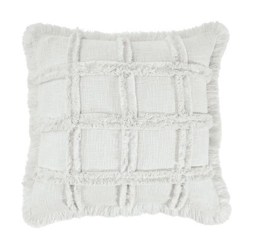 Henie Ivory Pillow (4/CS)