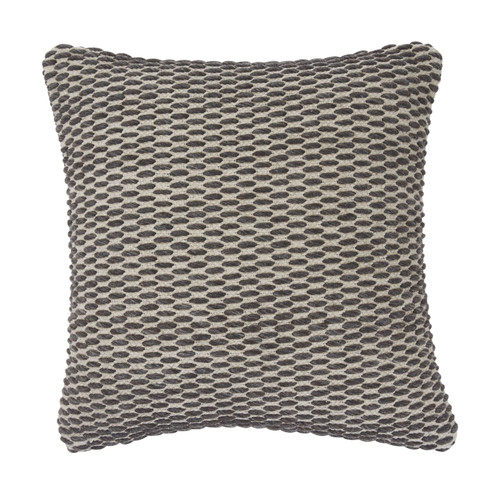 Bertin Gray/Natural Pillow (4/CS)