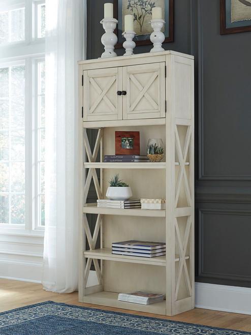 Bolanburg Two-tone Large Bookcase