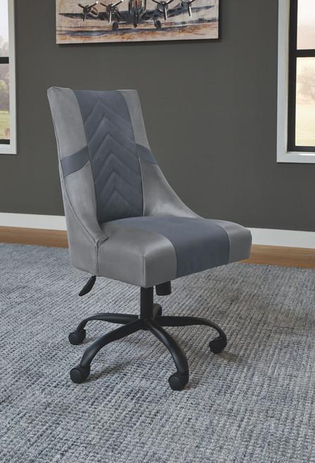 Barolli Two-tone Swivel Gaming Chair