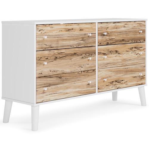 Piperton Two-tone Dresser