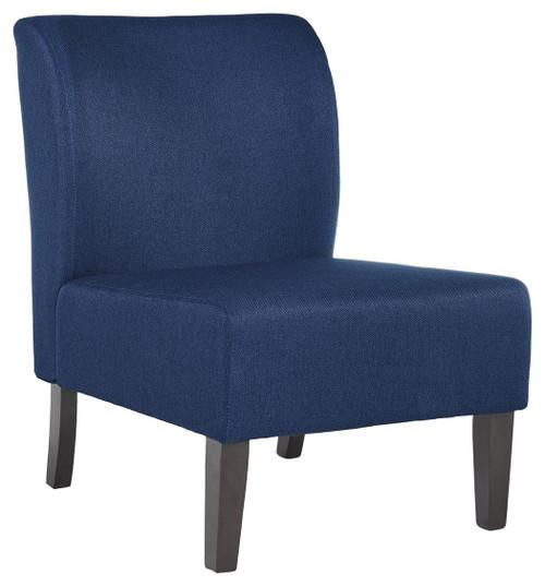 Triptis Navy Accent Chair
