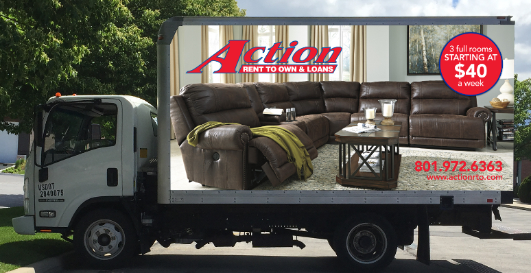 Action Delivery Truck