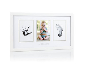 Baby Prints Photo Frame with Clean-touch Ink Pad included