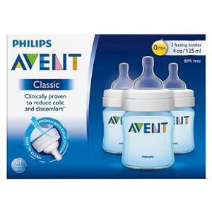AVENT Classic Plus - Starter Bottle Set