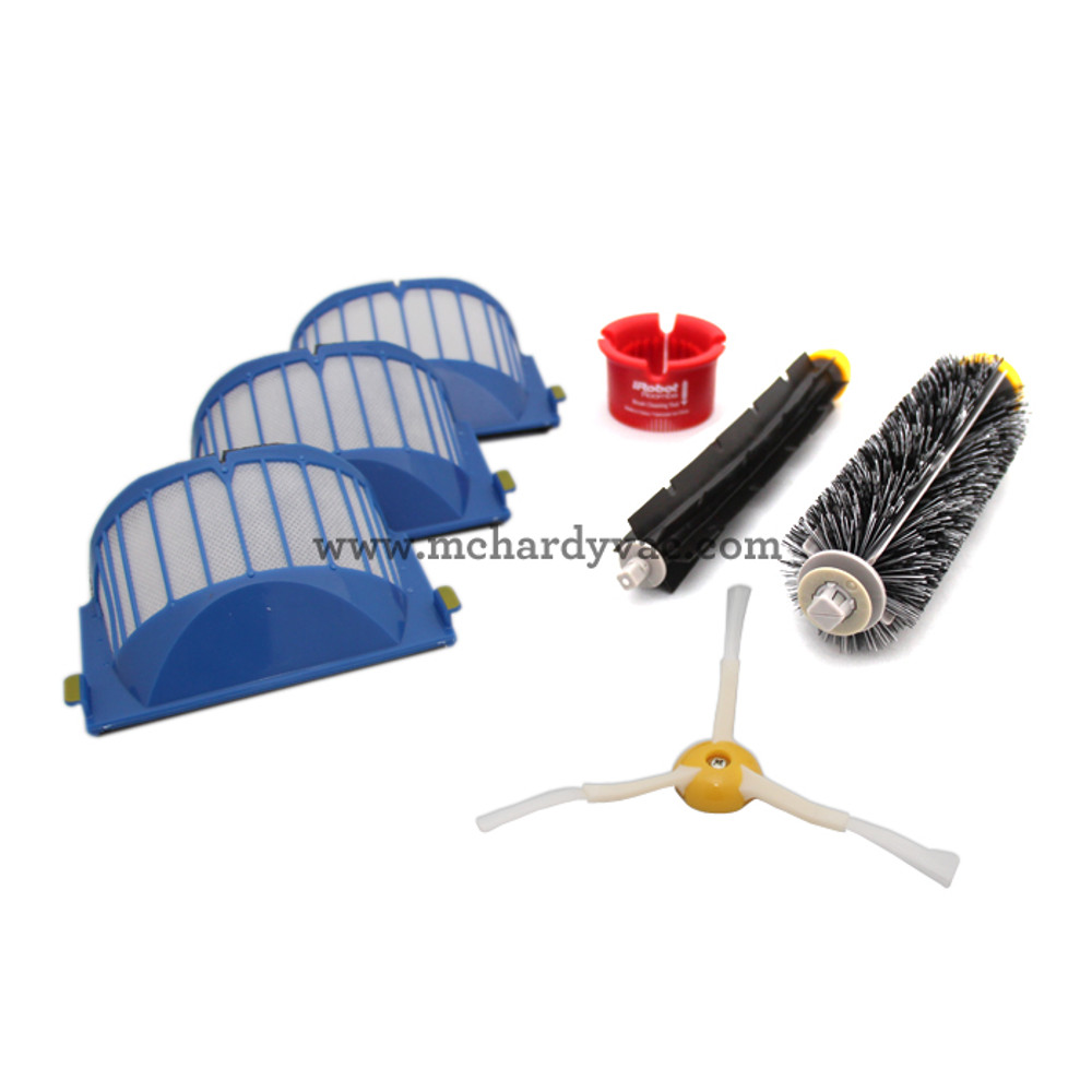 Filter and beater bar kit for Roomba 600 - 4359683