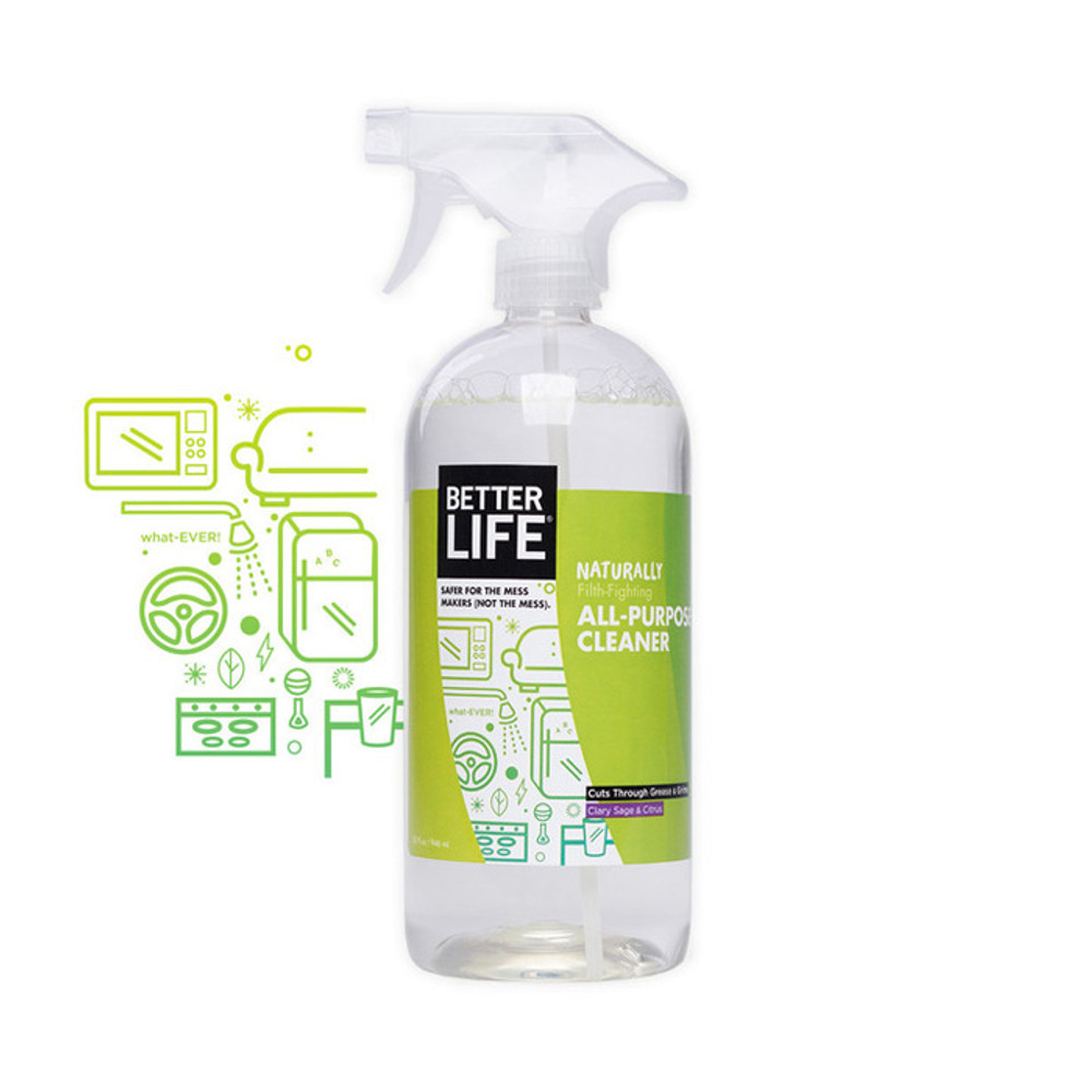 Better Life All Purpose Cleaner Spray