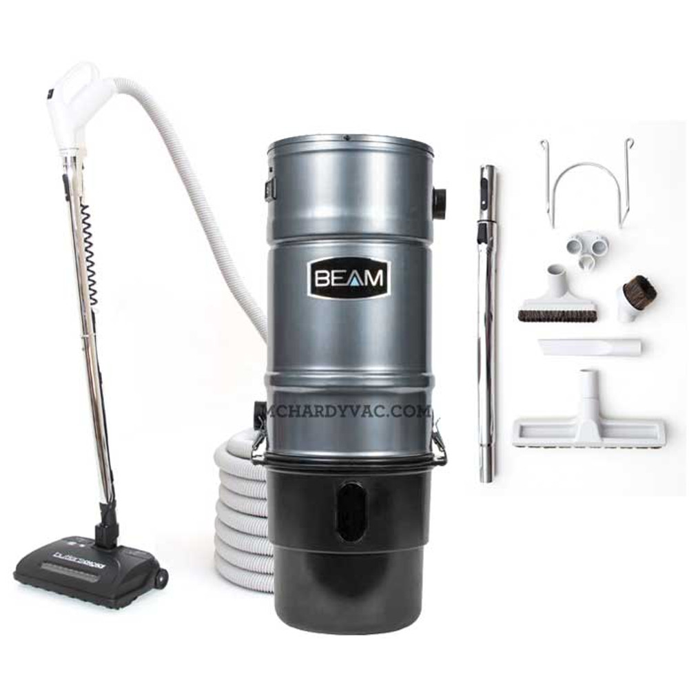 Beam 200B Central Vacuum Package
