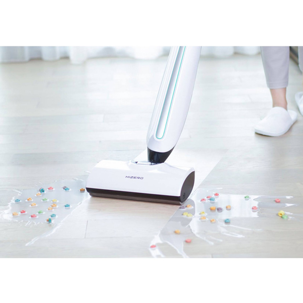 HiZero Floor Cleaner - Liquid and Solid pick up